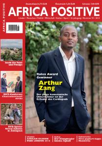 AFRICA POSITIVE Ausgabe Nr. 55